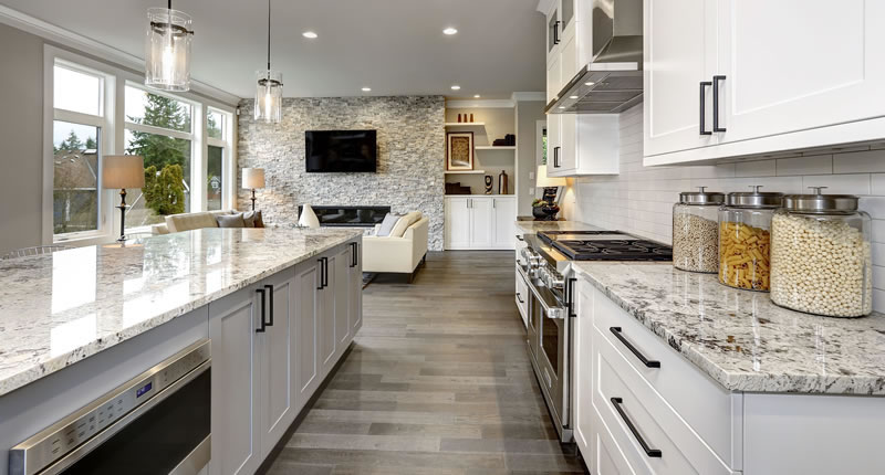 Choosing Your Kitchen Remodeling Layout For Your New Kitchen